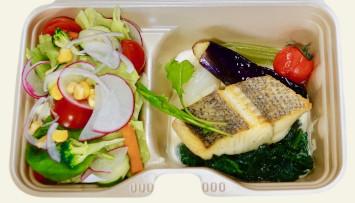 モナミランチ 魚料理